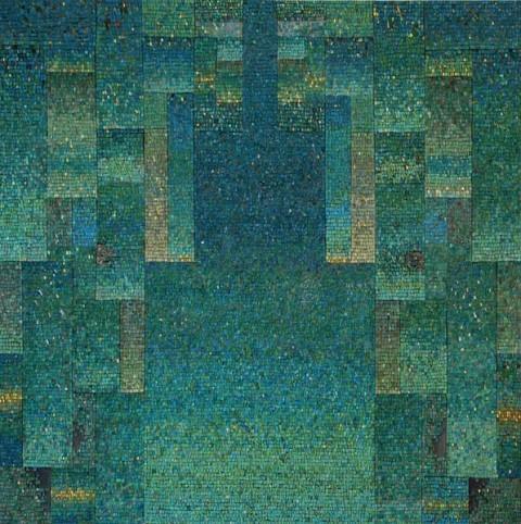 Mediterraneo - cm 150 x 150 - 2008