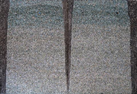 Salina le gemelle - cm 170 x 250 - 2005