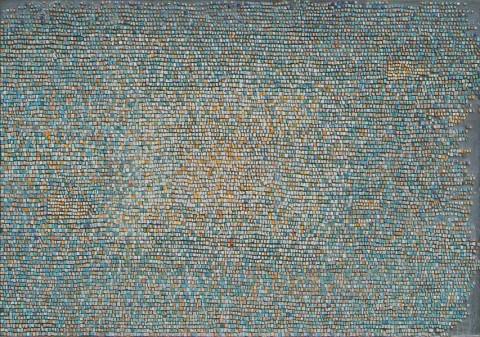 Acquae lucis - cm 86 x 126 - 2003