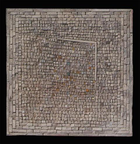 Oltre la soglia | 36 cm x 36 cm | 2002